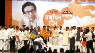 Shiv Sena's 53rd foundation day, Maharashtra's next CM will be from which party?