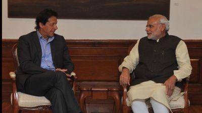 Imran Khan sends congratulatory message to PM Modi