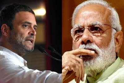 BJP  leader shahnawaz khan slams Rahul Gandhi for surrender Modi remark