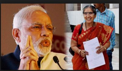 Know why PM Modi doesn't live with wife Jashodaben!