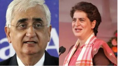 Will Priyanka be the CM face of Congress in UP? Salman Khurshid says 'She is our captain..'