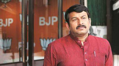Delhi BJP President Manoj Tiwari gets death threats!