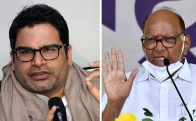 Has the opposition rallied for 2024 elections? Sharad Pawar and Prashant is holding hectic meetings