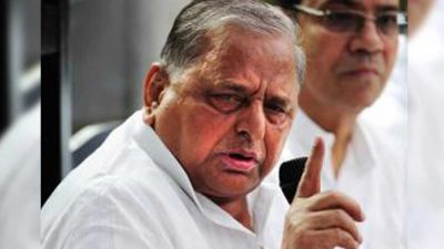 Mulayam Singh's health deteriorated again,hospitalized
