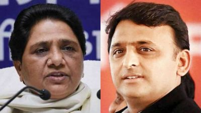 BSP-SP parts way, Mayawati made the announcement for all the upcoming elections