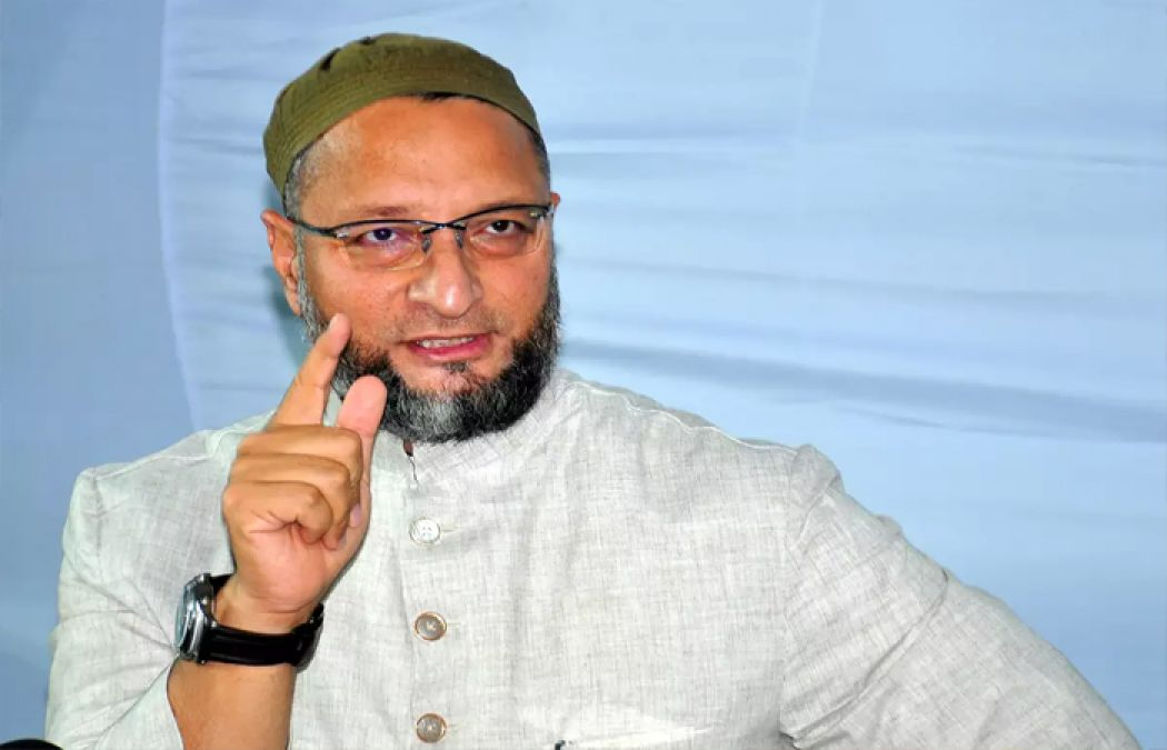 Owaisi burst out on Modi, said,