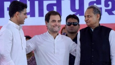 Will Rahul Gandhi become Congress president again? Veteran leaders of Rajasthan demanding