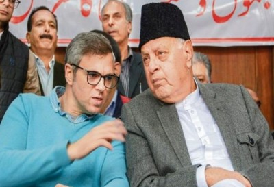 National Conference press conference, Omar Abdullah says BJP will take 70 years to complete its agenda