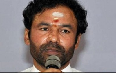 Kishan Reddy attacks former Congress chief Rahul Gandhi