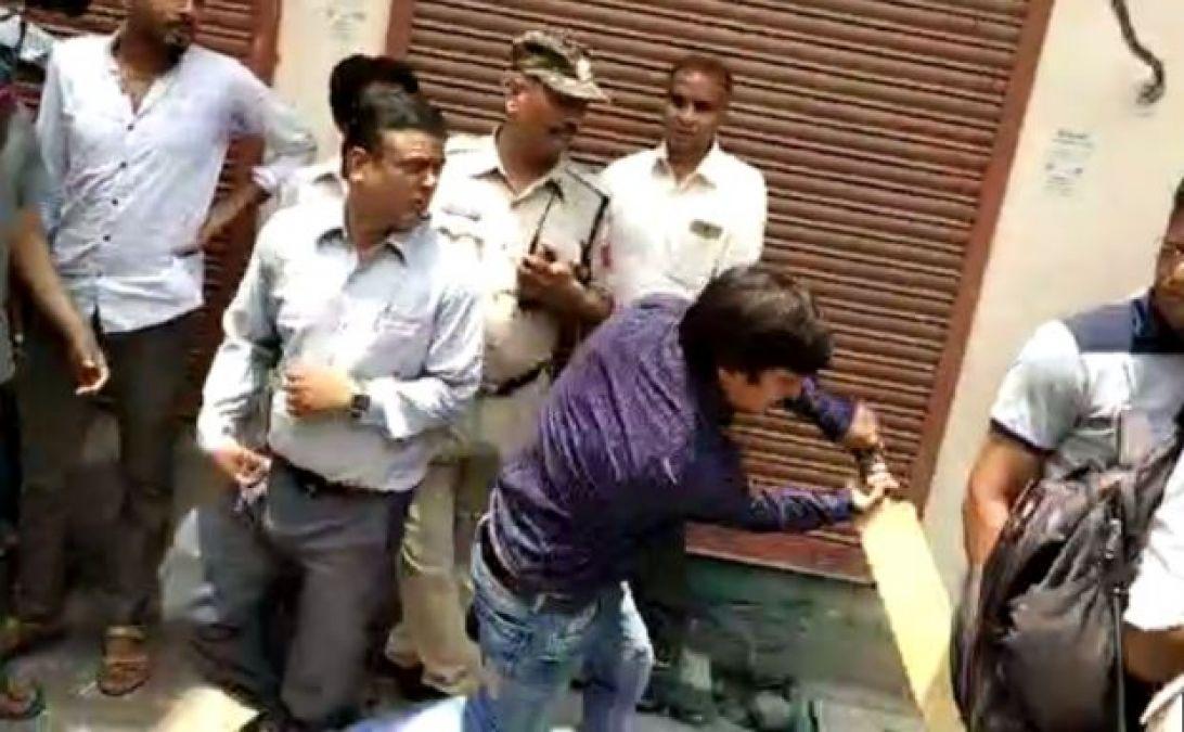 Kailash Vijayvargiya's MLA son assaults govt official with cricket bat, sent to judicial custody till July 7