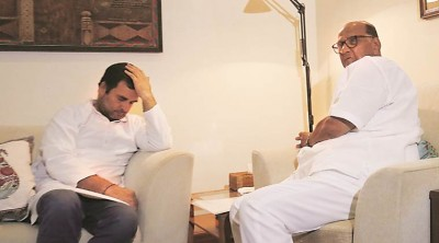Sharad Pawar says to Rahul Gandhi, 'China occupied indian land in 1962'