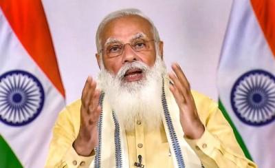 India becomes No.1 in corona vaccination, PM Modi congratulates countrymen