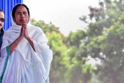 The controversy escalated over separate dining halls for Muslim students, Mamata Banerjee come up for clarification