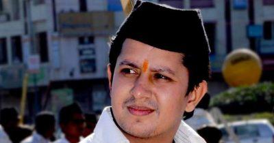 Hope won't do batting again: BJP MLA Akash Vijayvargiya  after bail