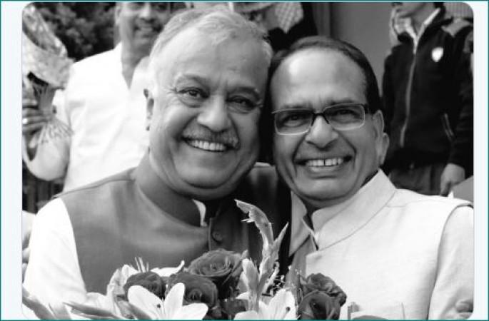 BJP सांसद नंद कुमार सिंह चौहान का हुआ निधन, CM शिवराज ने जताया दुःख