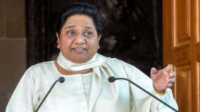 Mayawati slams government over Delhi violence says 'It is sad to not to discuss matter'