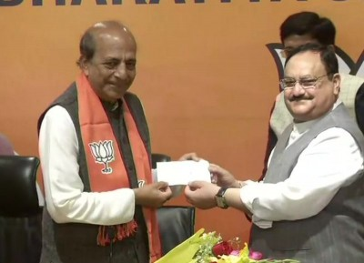Bengal elections: Mamata getting big shocks before election, former MP Dinesh Trivedi joins BJP