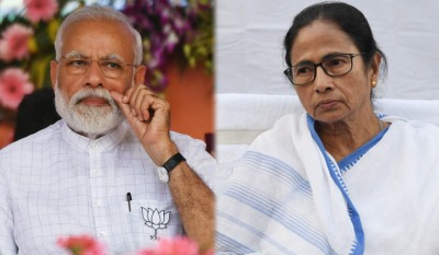 EC directs to take action as west Bengal celebrates in streets