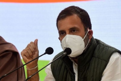 Rahul Gandhi slams Center: 'Have to re-tell cruel government, impossible to repel farmers'