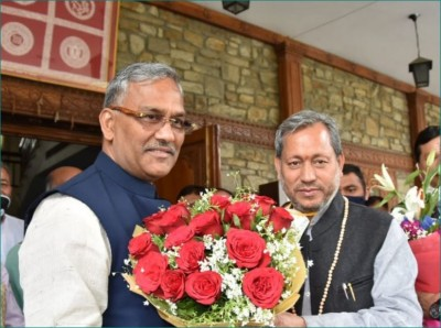 Today cabinet expansion will take place in Uttarakhand, 11 ministers to take oath