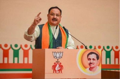 BJP core committee meeting at Nadda's residence, candidates names to be decided