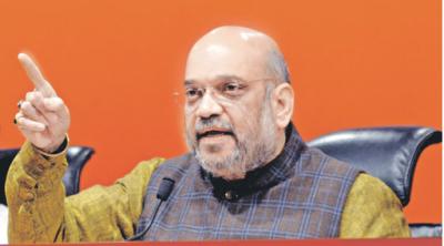 Amit Shah slams opposition over transfer of High Court Judge S. Muralidhar