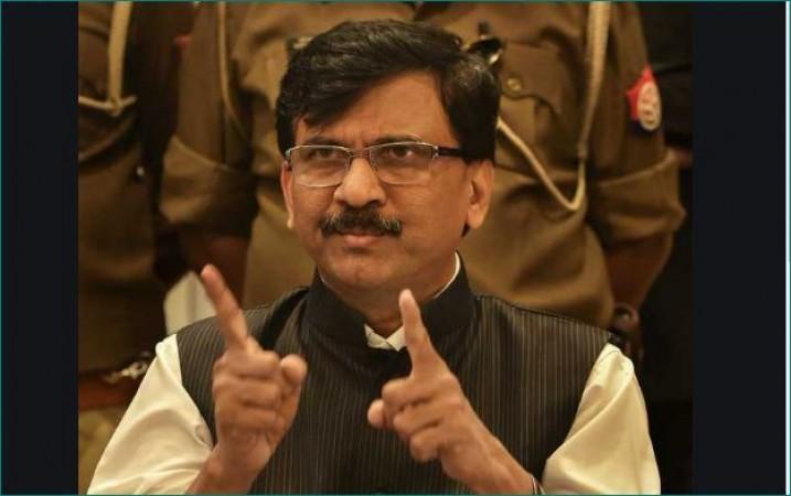 महाराष्ट्र में वैक्सीन की कमी पर बोले संजय राउत- 'पूरे देश का ख्याल कीजिए, सिर्फ गुजरात का नहीं'