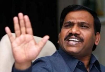 DMK MP Raja controversial statement on Tamilnadu cm Palaniswami