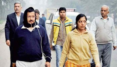 CM Kejriwal's wife admitted to Max Hospital in Delhi