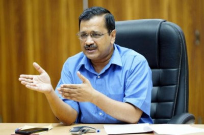 Kejriwal speaks on oxygen crisis, says 'Centre is not getting adequate supply'