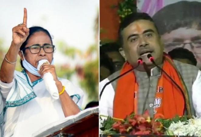 बंगाल चुनाव: ममता नहीं जीती नंदीग्राम,  शुभेंदु का हुआ विजय तिलक !