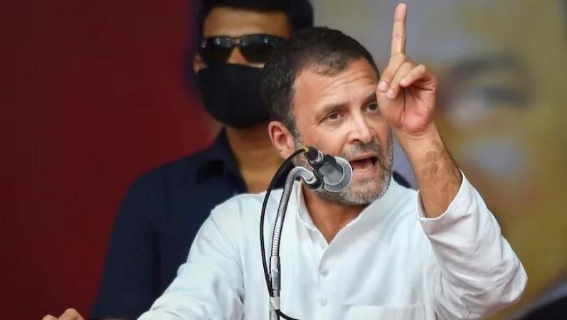कोरोना संक्रमण को रोकने का अब एकमात्र तरीका है सम्पूर्ण लॉकडाउन: राहुल गांधी