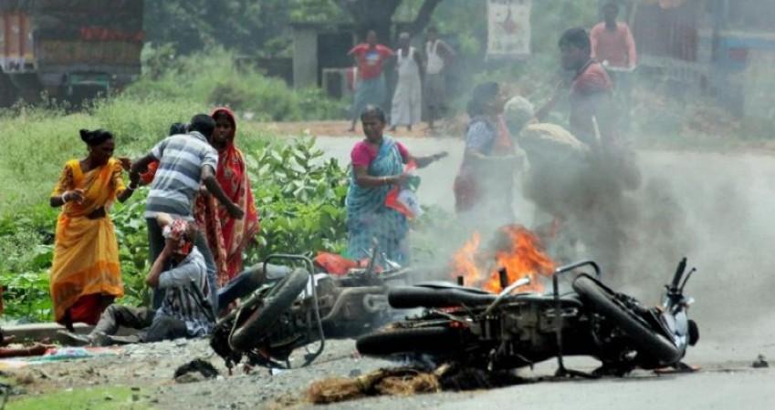बंगाल में अब हिंसा के खिलाफ बीजेपी करेगी धरना प्रदर्शन