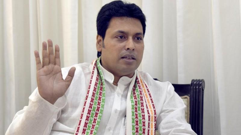 सीएम बिप्लब कुमार देब का बड़ा बयान, बोले- नंदीग्राम से हारीं ममता बनर्जी को नहीं बनना चाहिए मुख्यमंत्री...