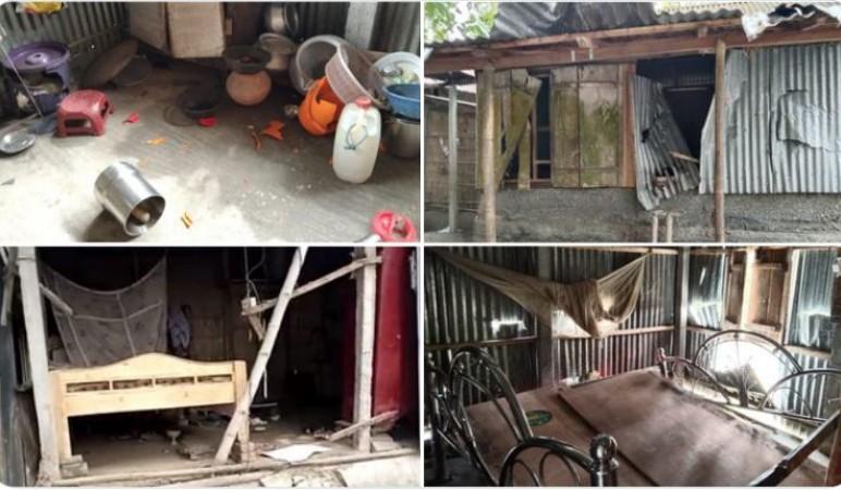 बंगाल में अब 'सेना' भी सुरक्षित नहीं, BSF जवानों के घर TMC के गुंडों ने किया हमला