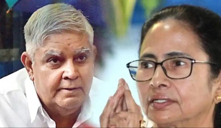 बंगाल में लग सकता है राष्ट्रपति शासन, गवर्नर जगदीप धनखड़ ने दी चेतावनी