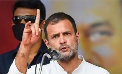 Rahul Gandhi slams PM Modi says,
