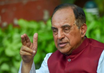 'Anandi Ben should be made CM of Gujarat, Corona cases will end'- Subramanian Swamy
