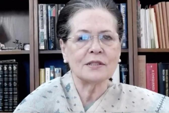 चुनावों में मिली शर्मनाक हार की समीक्षा करेगी कांग्रेस, सोनिया गांधी ने बनाई पांच सदस्यीय टीम