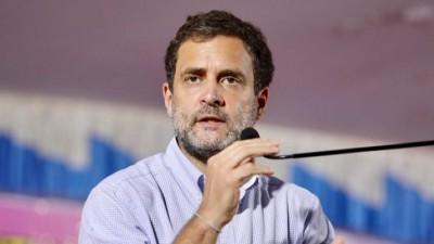 Rahul Gandhi Slams PM: