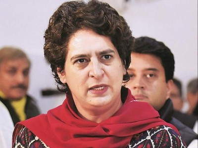 Priyanka attacked Yogi government said, 'Yogi govt has no interest in stopping spread of corona'