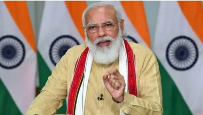 PM Modi consulting to all district magistrates of the states on corona