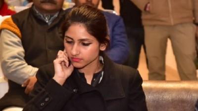 MLA Aditi Singh falls, gets hurt due to anti-party activities