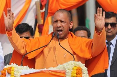 CM Yogi suddenly arrives in Gorakhpur