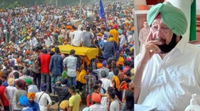 Farmers' agitation to become corona's 'super spreader' in Punjab