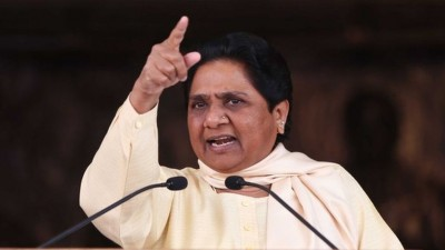 Mayawati says this on PM Modi's relief package