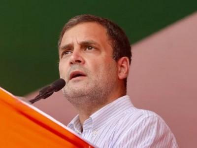 Modi Govt's 'Zero Vaccine Policy' a dagger in Mother India's chest': Rahul Gandhi