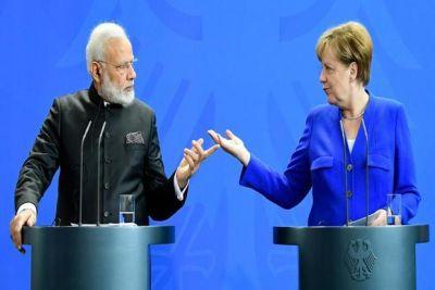भारत और जर्मनी के बीच 11 क्षेत्रों में हुए समझौते, पीएम मोदी बोले- आतंकवाद से मिलकर लड़ेंगे