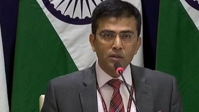 India is strict about China's comment on Ladakh, says, 'Do not interfere in our internal affairs'