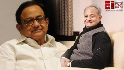 Ashok Gehlot's big statement, says, 'Chidambaram is patriot, worrying about the country even in jail'